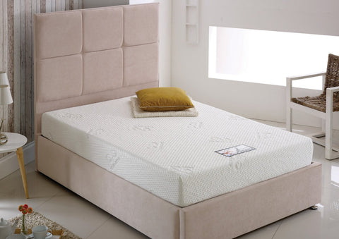 Kayflex Silver Memory Foam Mattress-Better Bed Company