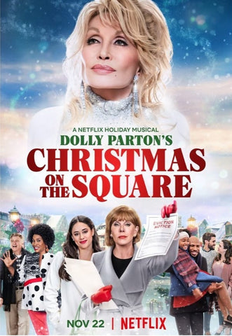 Christmas on the Square Cover
