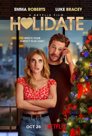 Holidate Cover
