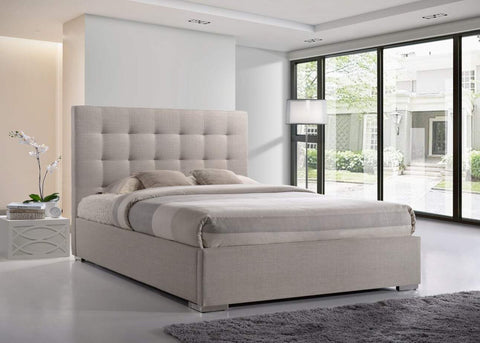 Memory Foam Mattress With A Bed Frame