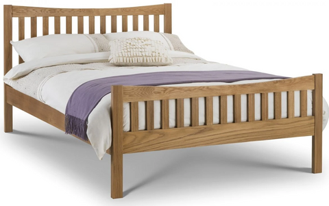 Small Single Memory Foam Mattress With A Bed Frame