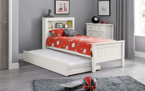 Single Memory Foam Mattress With A Guest Bed