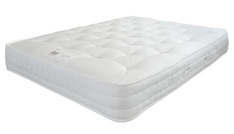 Small Single Memory Foam Mattress With No Springs