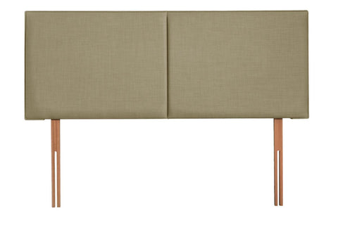 Swanglen Cairo Headboard In A Gem Beige-Better Bed Company