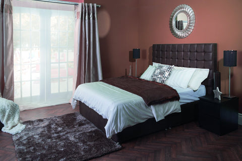 Swanglen Somerset Headboard In Bedroom-Better Bed Company