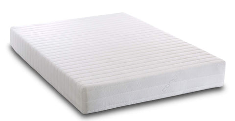 Small Double Memory Foam Mattress Pocket Springs