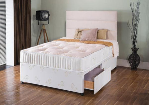 Vogue Beds 1000 Pocket Spring Mattress And Bed-Better Bed Company