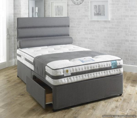 4ft6 Double Bed Base And Mattress