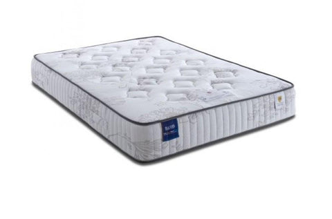 Small Single Memory Foam Mattress With An Orthopedic Spring System