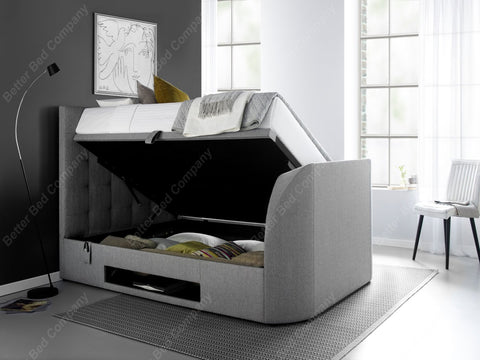 Ottoman TV Bed-Better Bed Company