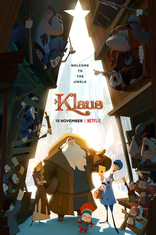 Klaus The Movie Cover