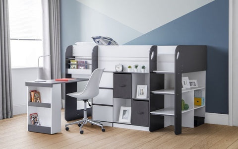 Small double Gaming Bed With Draws-Better Bed Company