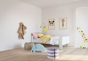 Steens Memphis White Bed-Steens Furniture For Kids-Better Bed Company