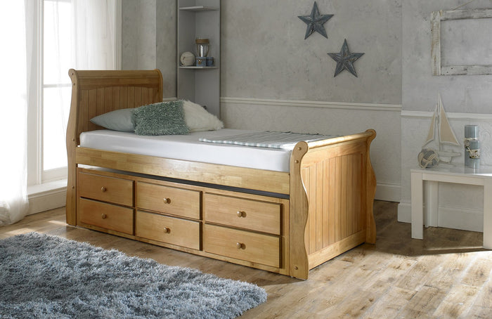 Artisan Bed Company Captain Bed