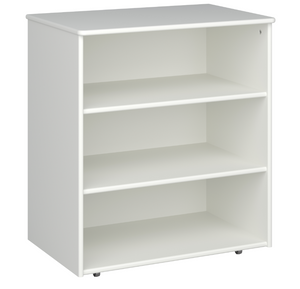 Steens For Kids Pull Out Bookcase Off White-Better Bed Company
