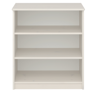 Steens For Kids 3 Drawer Book Case White Wash-Better Bed Company