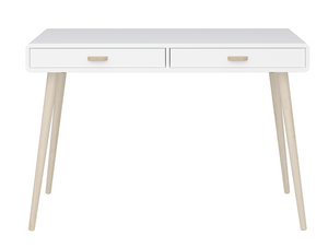 Steens Mino Desk White-Better Bed Company