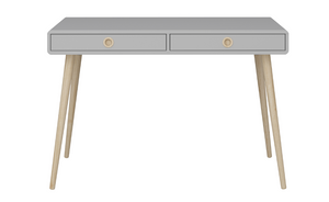 Steens Softline Living Grey Standard Desk-Better Bed Company