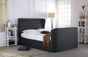 Emporia Beds Avebury TV Ottoman Bed-Better Bed Company