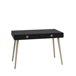 Steens Softline Living Black Standard Desk-Better Bed Company