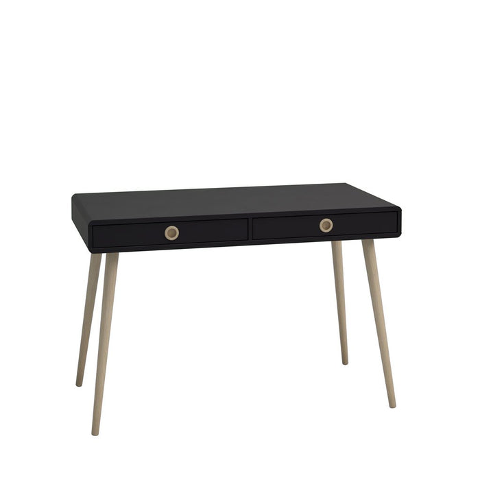 Steens Softline Living Black Standard Desk