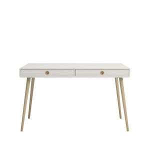 Steens Softline Living White Wide Desk-Steens-Better Bed Company