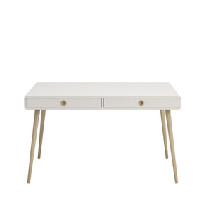 Steens Softline Living White Standard Desk-Better Bed Company