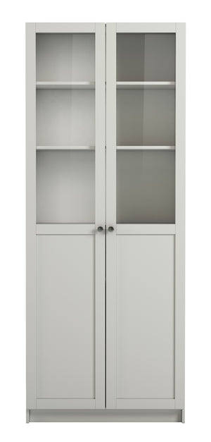 Steens Anette Half Glazed Door Set With 2 Pieces-Better Bed Company