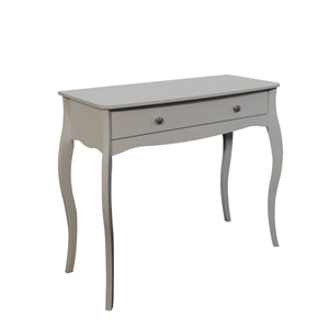 Steens Baroque Grey 1 Draw Vanity Stand-Better Bed Company