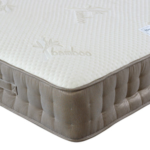 Bedmaster bamboo vitality Mattress-Bedmaster-Small Single (2'6 x 6'3)-Better Bed Company