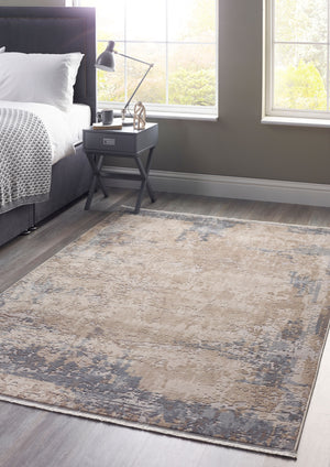 Origins Cosimo Distressed Rug-Origins-80cm x 150cm-Better Bed Company