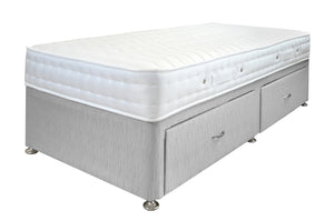 Airsprung Beds Aria 1000 Memory Divan Set-Better Bed Company
