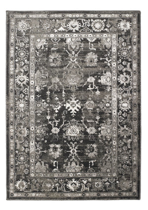 Origins Anatolia Rug Dark Grey-Better Bed Company