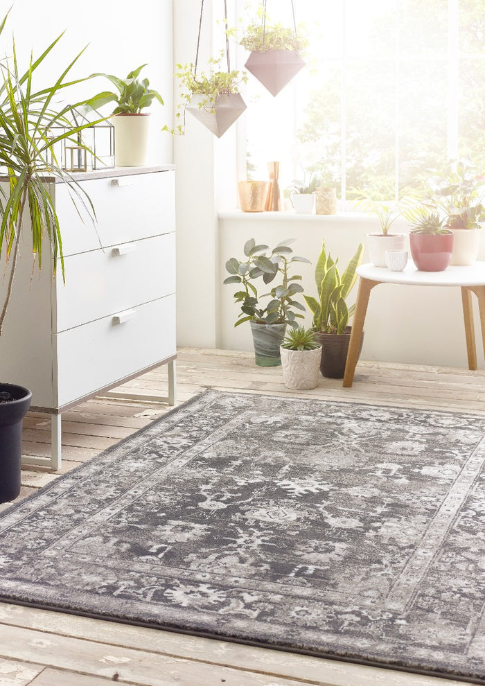 Origins Anatolia Rug Grey