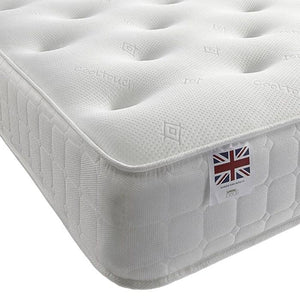 Better Build Natural Fillings And Open Coil Mattress-Better Bed Company