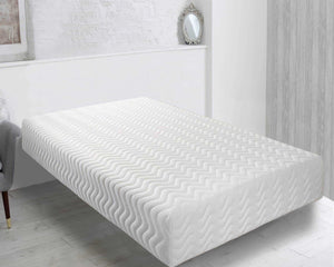 Aspire Furniture Cool Blue Relief Mattress Big Image-Better Bed Company