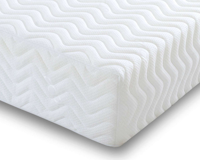 Aspire Furniture Cool Blue Relief Mattress