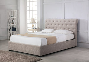 Emporia Beds Balmoral Scroll Ottoman Bed-Better Bed Company