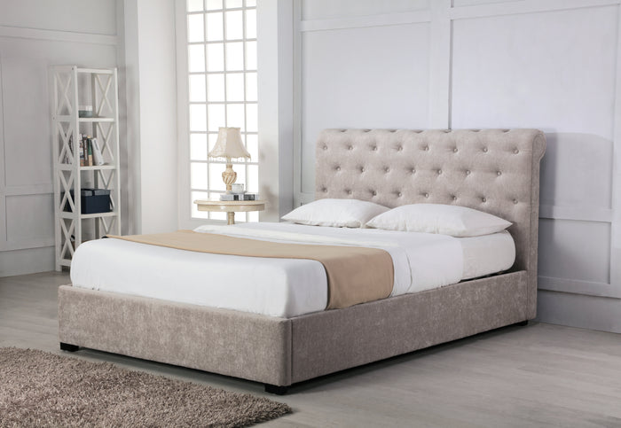 Emporia Beds Balmoral Scroll Ottoman Bed