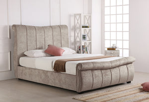 Emporia Beds Bosworth Ottoman Bed-Emporia Beds-King Size-Grey-Better Bed Company