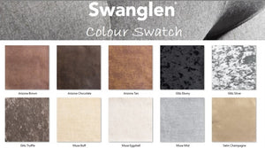 Swanglen Colour Swatch-Better Bed Company