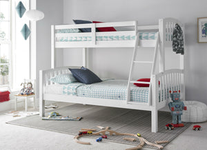 Bedmaster Mya Triple Sleeper White-Better Bed Company