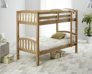 Bedmaster Mya Bunk Bed Pine-Better Bed Company
