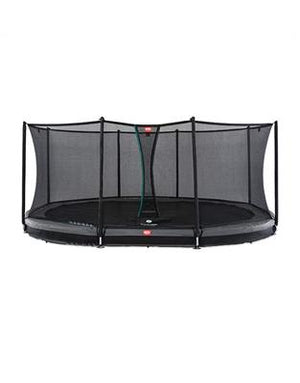 Berg Grand Favorit Regular 520 Grey With Safety Net-The Store