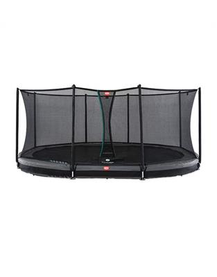 Berg Grand Favorit Regular 520 Grey With Safety Net