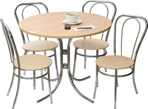 Teknik Bistro Set Deluxe-Dining Tables-Teknik-Better Bed Company