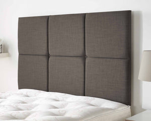 Better Epson Fabric Headboard In Slate-Better Bed Company