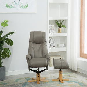 GFA Dubai Recliner And Foot Stool-Recliners-Better Bed Company