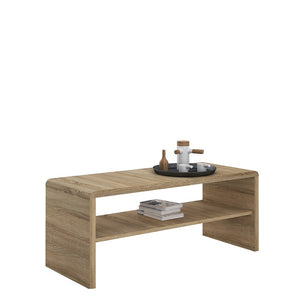 Furniture To Go 4 You Small Coffee Table In Sonoma Oak-Better Bed Company