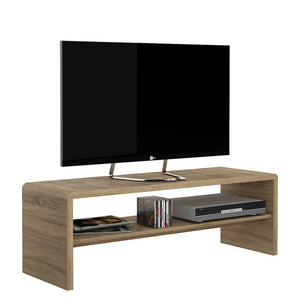 Furniture To Go 4 You TV Unit In Sonoma Oak-Better Bed Company